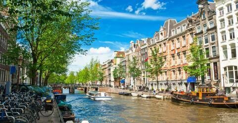 Citytrip Amsterdam mit A'dam Lookout 4