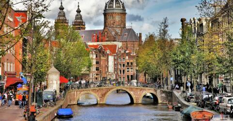 Citytrip Amsterdam mit A'dam Lookout 7