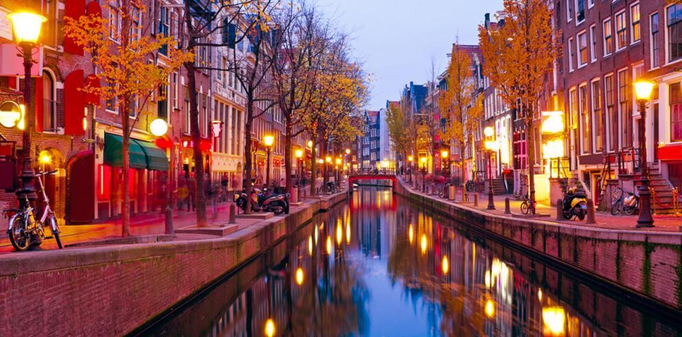 Citytrip Amsterdam mit A'dam Lookout 13977