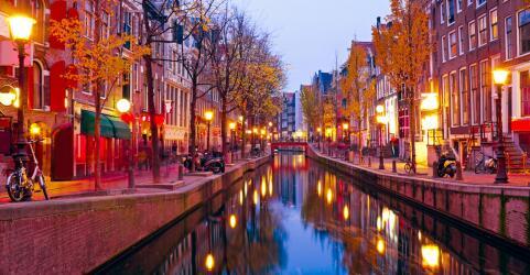 Citytrip Amsterdam mit A'dam Lookout 5
