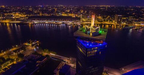 Citytrip Amsterdam mit A'dam Lookout 8