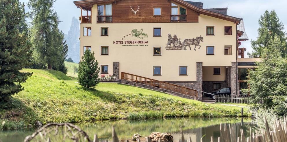 Hotel Steger-Dellai 14010