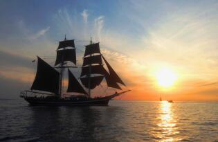 Abenteuer Seefahrt: Mit dem Traditionssegler über die Meere