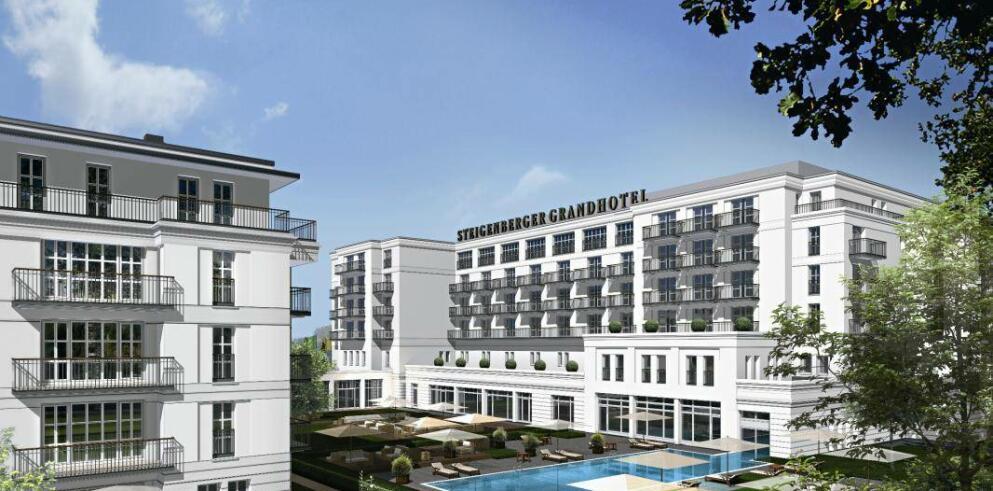 Steigenberger Grandhotel and Spa 1405