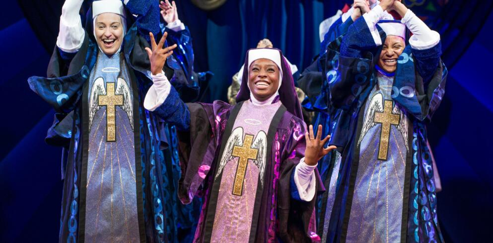 SISTER ACT Musical 14095