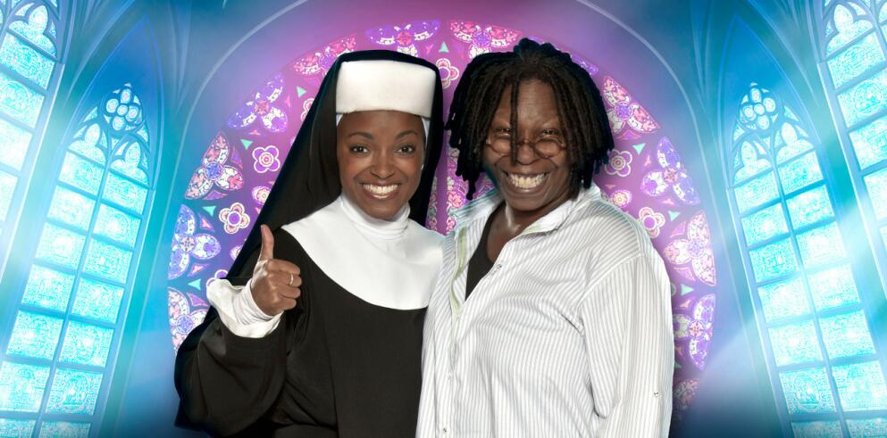 SISTER ACT Musical 14098