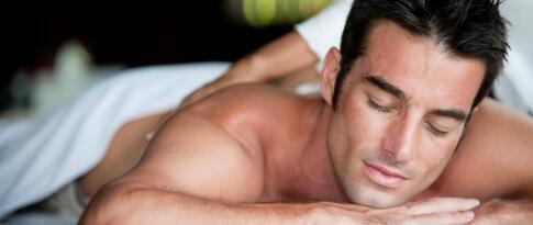 Teilkörpermassage (25 Minuten)