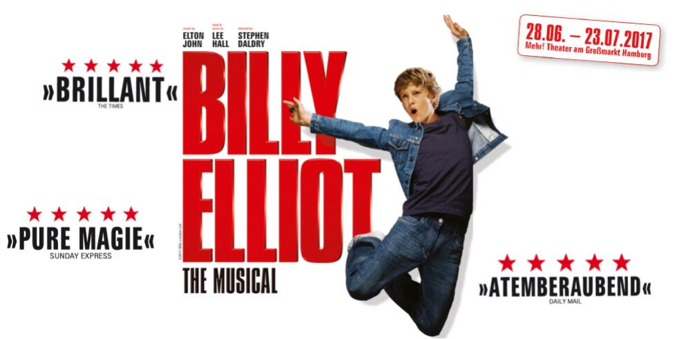 BILLY ELLIOT - THE MUSICAL 14312