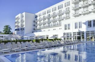 Traumhafter Wellnessurlaub mit frischer Meeresluft auf Usedom