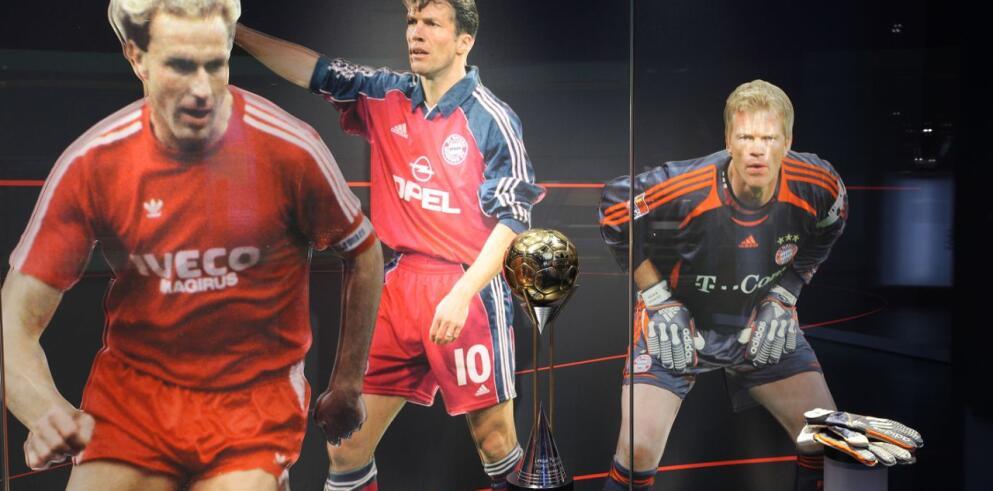 FC Bayern Erlebniswelt 14450