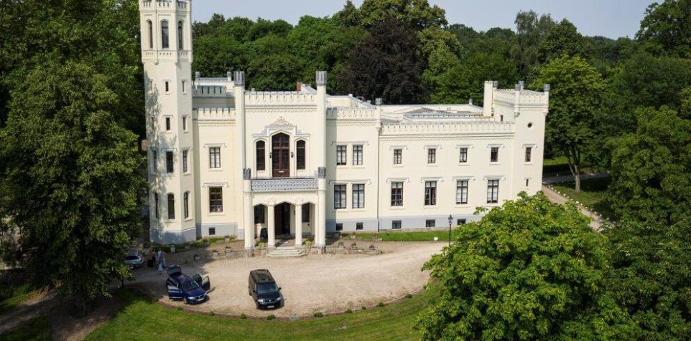 Schloss Kittendorf 14556