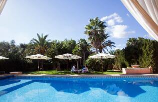 Luxus & Natur genießen im künstlerischen Resort auf der Balearen-Insel