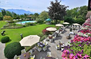 Luxuriöses Wohlfühl-Ambiente im Vorland der Bayerischen Alpen