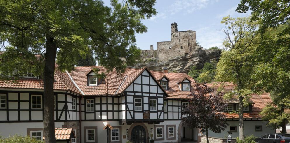 Burghotel Hardenberg 14652