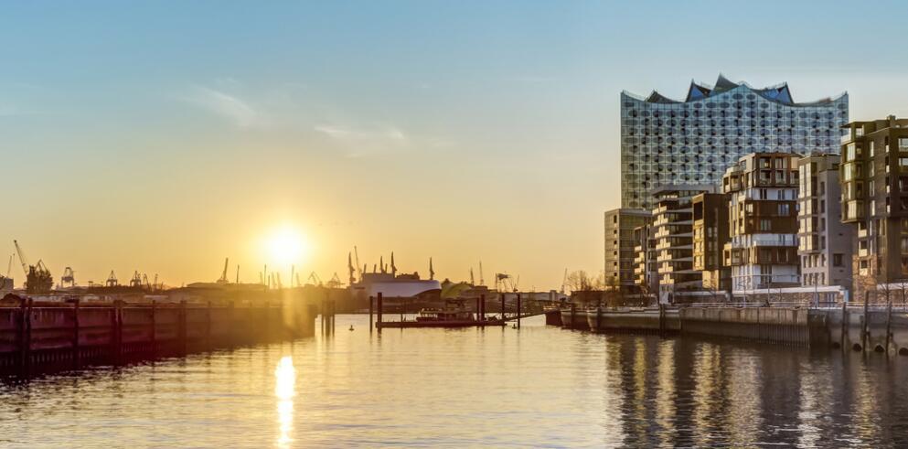Städtereise Hamburg mit Hafenrundfahrt 14706