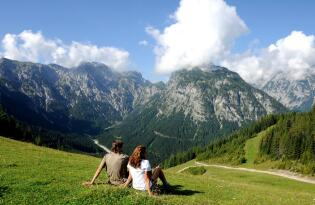 Ungestörte Zweisamkeit & individuelle Genusskultur im Tiroler Zillertal