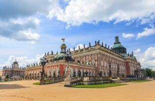 Das Beste von Potsdam im Nostalgiebus erleben