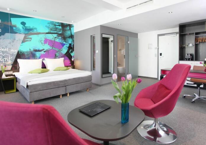 4 s hotel berlin berlin jetzt exklusiv und g nstig buchen. Black Bedroom Furniture Sets. Home Design Ideas