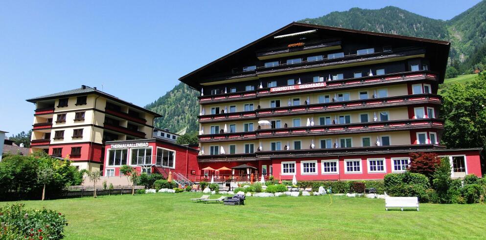 Hotel Germania Bad Hofgastein 15147