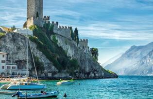 Erholung pur in der Jugendstil Villa am malerischen Gardasee