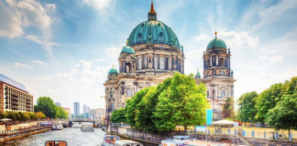 Berlin City-Trip mit Bootsfahrt 15248