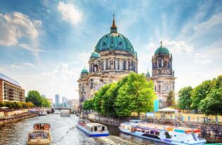 Lebendig, angesagt und reich an Geschichte - Jetzt ab nach Berlin!