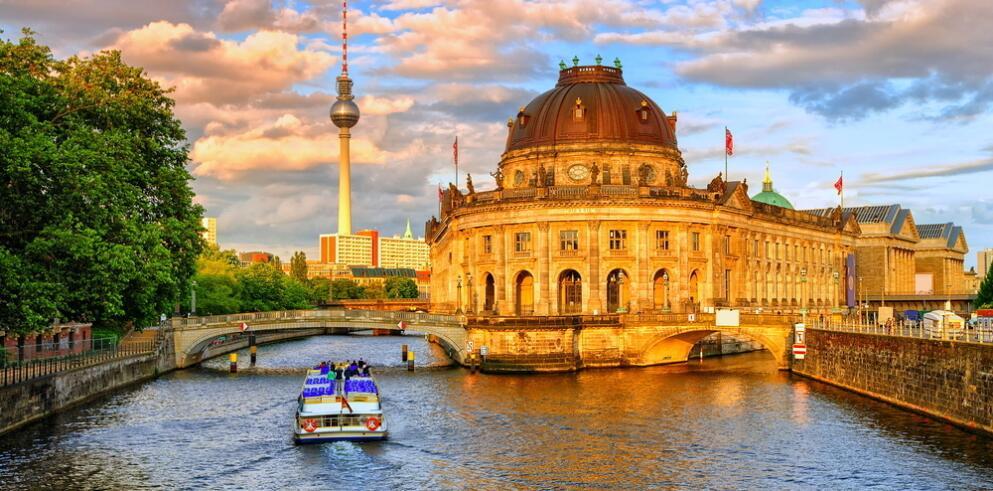 Berlin City-Trip mit Bootsfahrt 15252