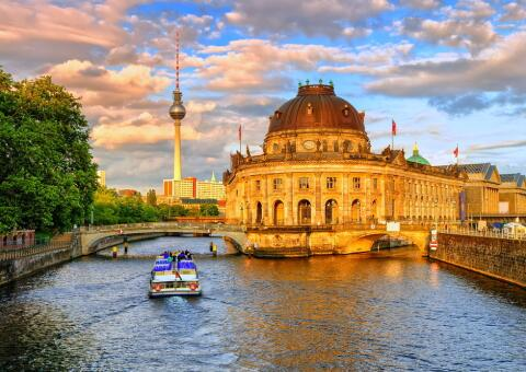 Berlin City-Trip mit Bootsfahrt 0