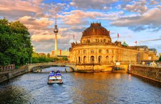 Berlin Städtereise mit Bootstour auf der Spree und Hotelübernachtung