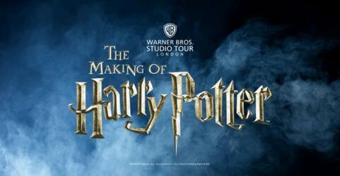 Warner Bros. Studio Tour London 0