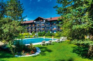 Gourmet- und Wellnessurlaub in den Allgäuer Alpen
