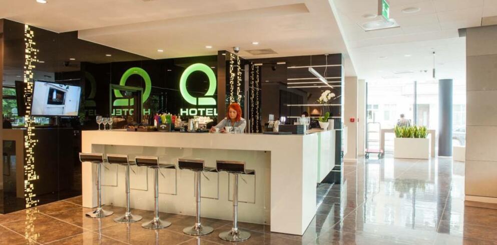 Q Hotel Plus Wrocław 1529