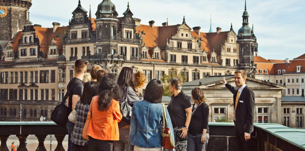 Semperoper Dresden Führung 15298