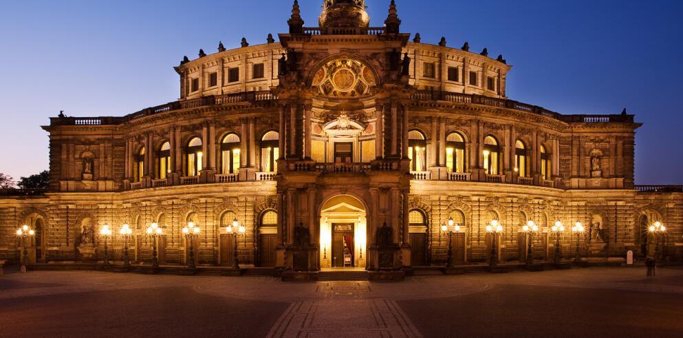 Semperoper Dresden Führung 15299