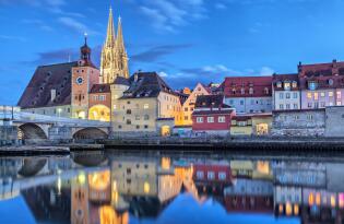 Über 2000 Jahre Geschichte im UNESCO gekührten Regensburg erleben