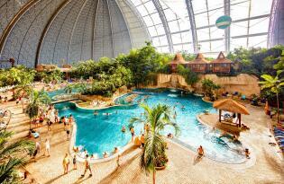 Urlaub im Tropical Islands - Exotisches Südseefeeling kurz vor Berlin!