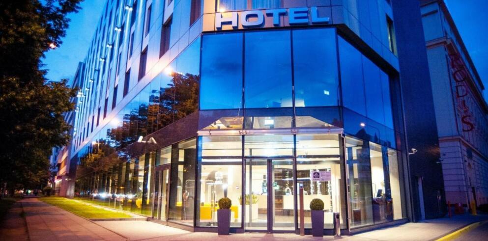 Q Hotel Plus Wrocław 1540