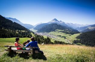 Herzlichkeit, wohltuendes Ambiente & Kulinarik in Nauders am Reschenpass
