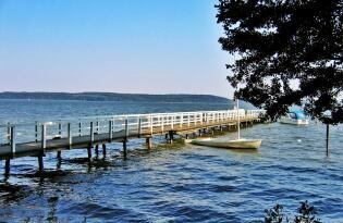 Ruhe und Entspannung im Seehotel an der Mecklenburgischen Seenplatte