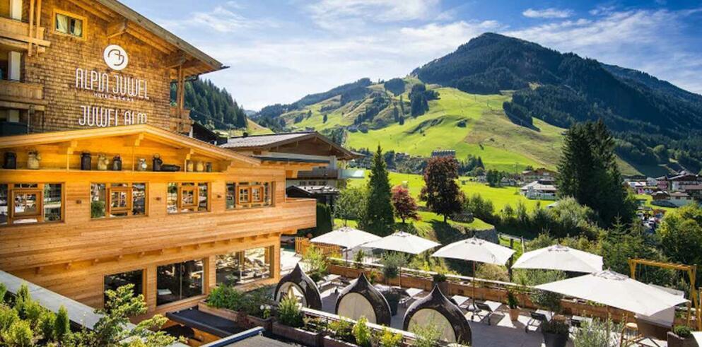 Hotel Alpin Juwel 15594