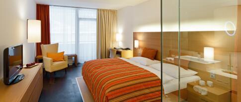 Doppelzimmer Premium mit Halbpension