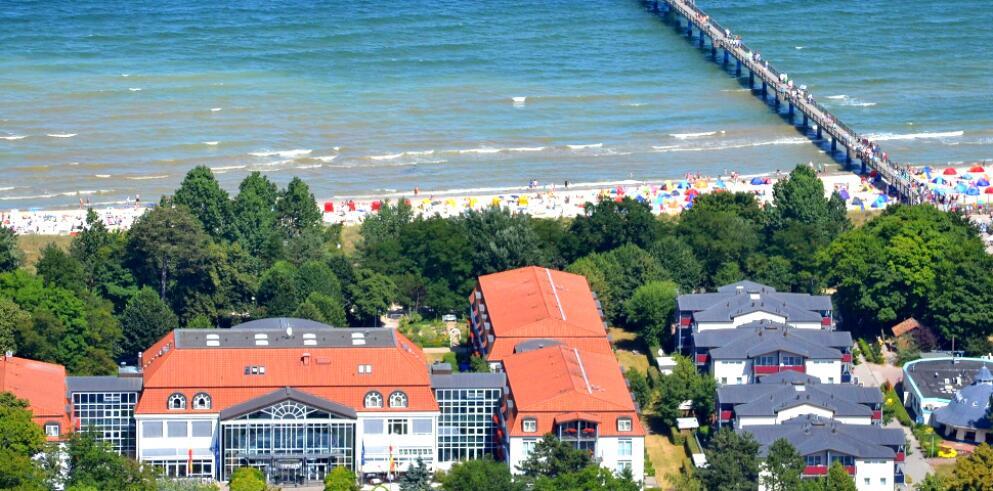 Seehotel Großherzog von Mecklenburg 15620