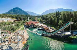 AREA 47 im Tiroler Ötztal mit Übernachtung im Premium Hotel