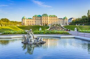 Städtereise ins schöne Wien zwischen historischen Prachtbauten