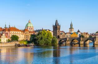 Extravaganz und stilvolles Design in der beliebten Prager City