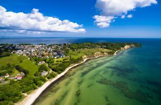 Ankommen - und sofort den Alltag auf der Ostsee-Insel Rügen vergessen