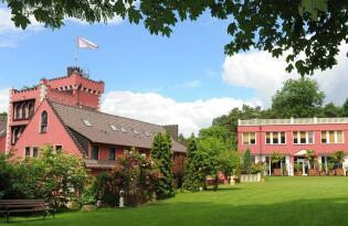 Entspannen und dinieren wie der Adel in der Märkischen Schweiz