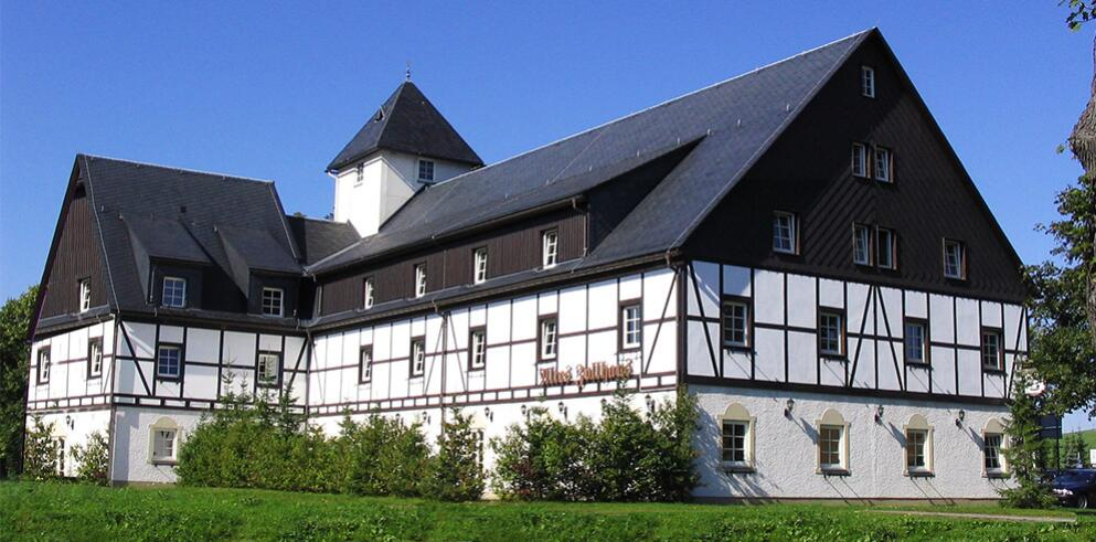 Landhotel Altes Zollhaus 1574