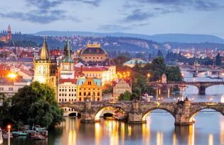 Historische Altstadt und unverwechselbare Kulturdenkmäler in Prag