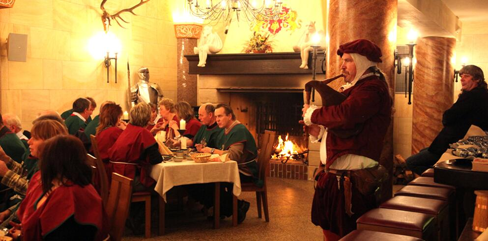 The Lakeside Burghotel zu Strausberg 15799
